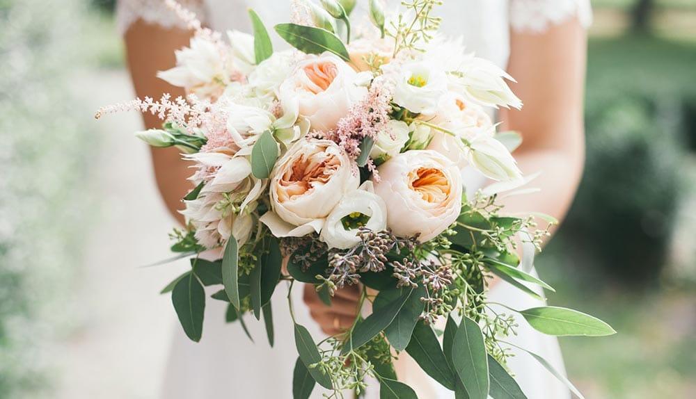 Hochzeitsfloristik Blumenbar